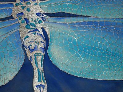 Dusk. Mixed Media. 16.5x12.25. Brandi Malarkey, artist. ItsAllMalarkey.com