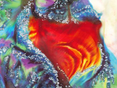 Compassion. Brandi Malarkey, artist.